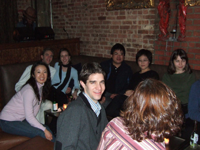 Group Buddha Lounge, diversity oriented synthesis, rational drug design, and chemical biology research