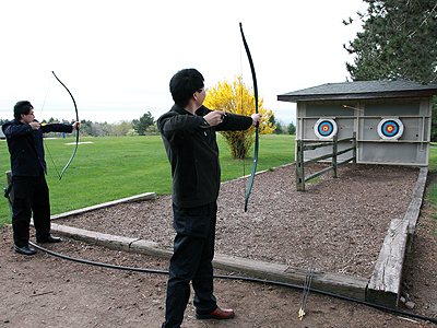 Archery, diversity oriented synthesis, rational drug design, and chemical biology research