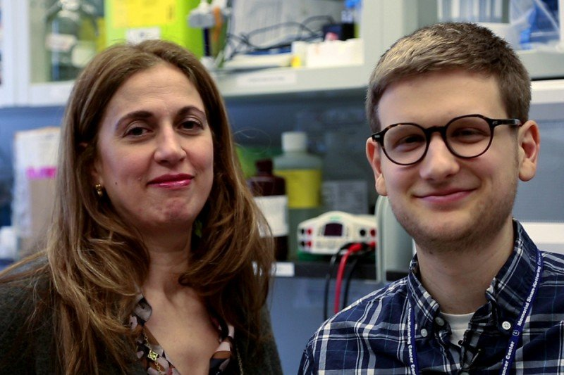 Watch second-year GSK student Ryan Smith and neuroscientist Viviane Tabar discuss their student-mentor relationship.