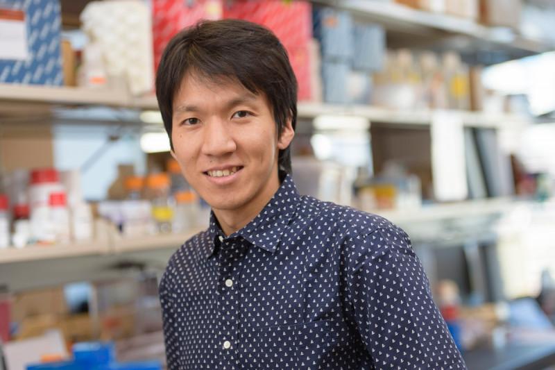Daichi Inoue, Visiting Investigator