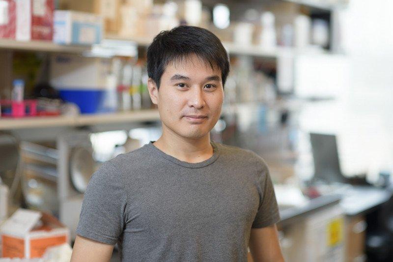 Yu-Jung Chen, Graduate Student