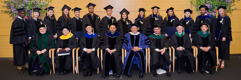 2017 MSK Convocation and Commencement Ceremony Celebrates Distinguished Scientists and Young Scholars