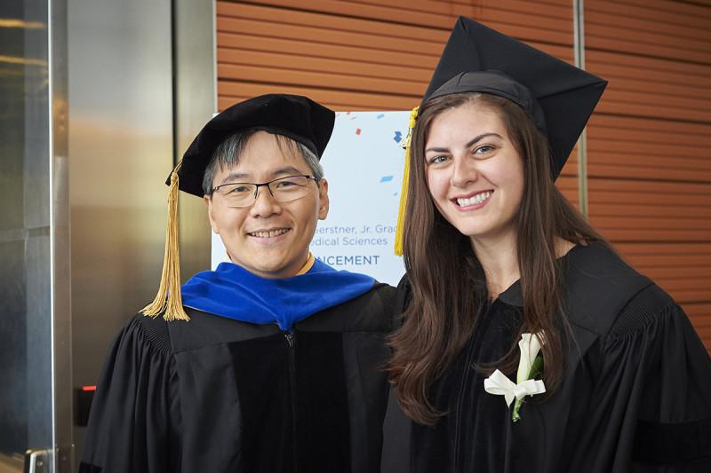 Yu Chen and Amanda Roxanne Moore