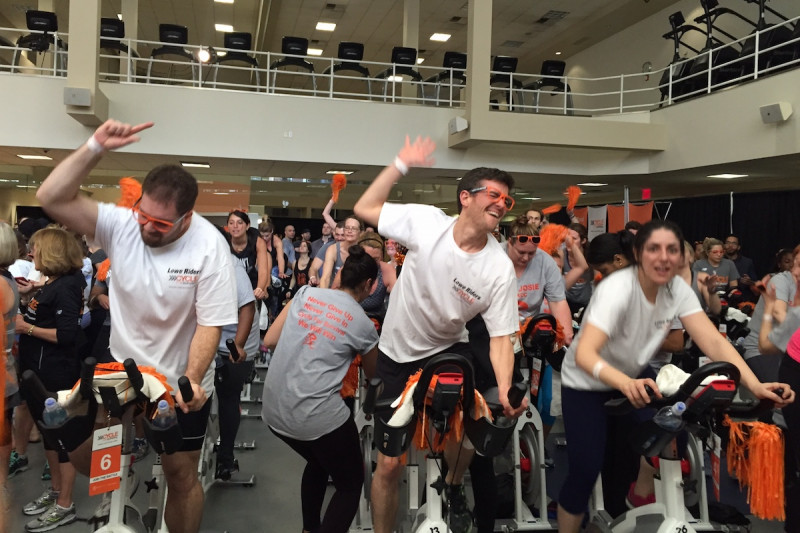 Cycle for Survival, 2016