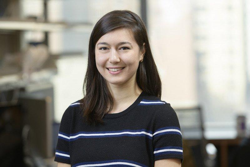 Irina Gavrila, Bioinformatics Technician