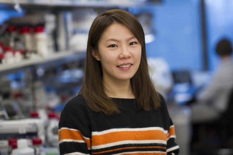 Charlene Hsu, Research Technician