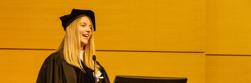 2018 MSK Convocation and Commencement Celebrates Distinguished Scientists and Scholars