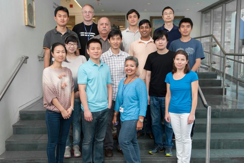 The Dinshaw Patel Lab