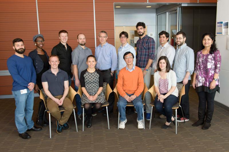 The Michael Glickman Lab