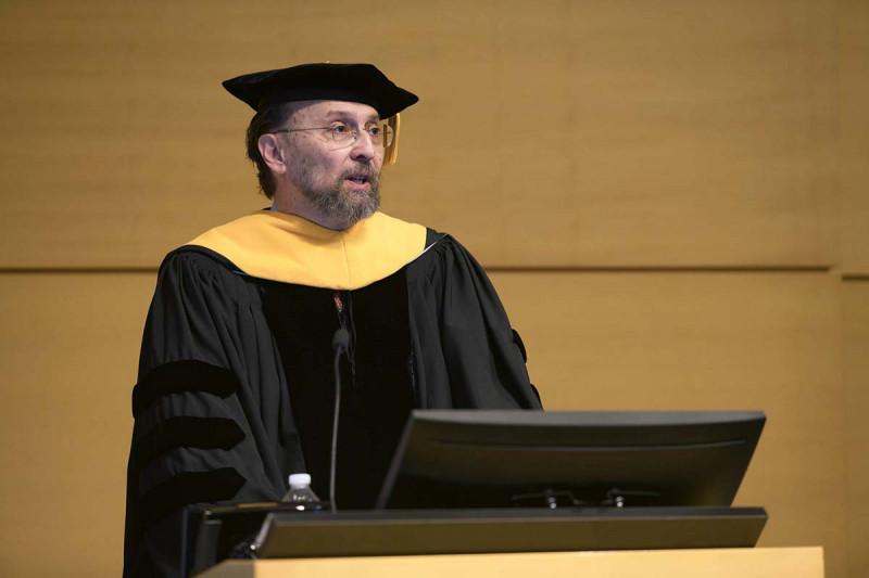 Ken Marians, founding Dean of GSK