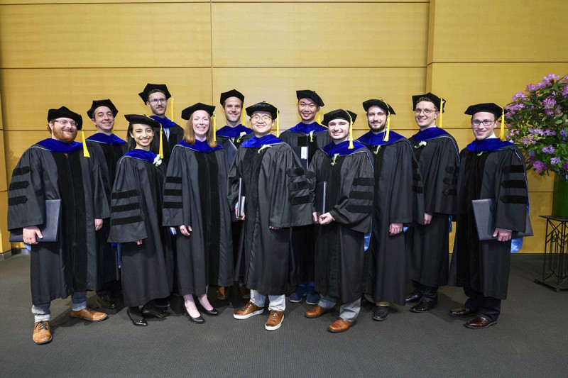 The 2019 graduates of GSK