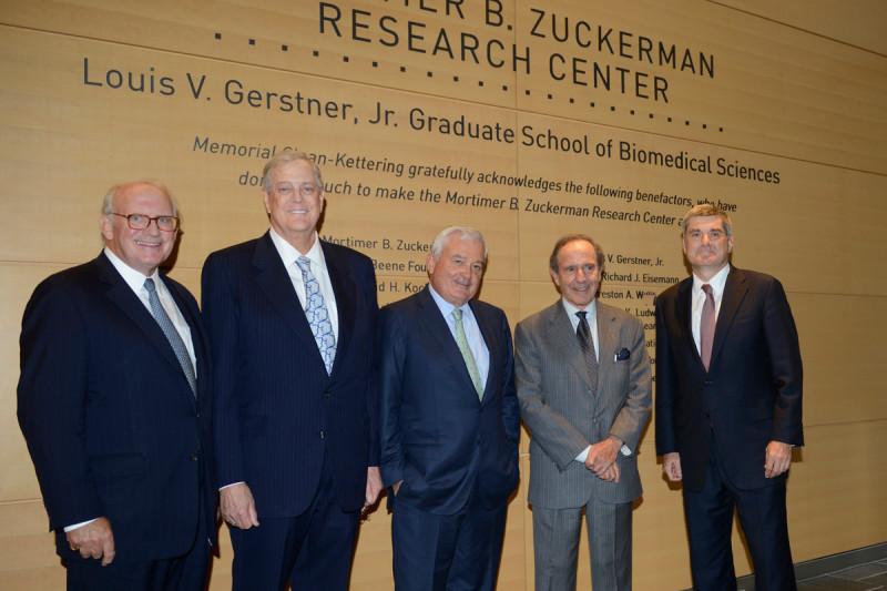 Pictured: Zuckerman Research Center