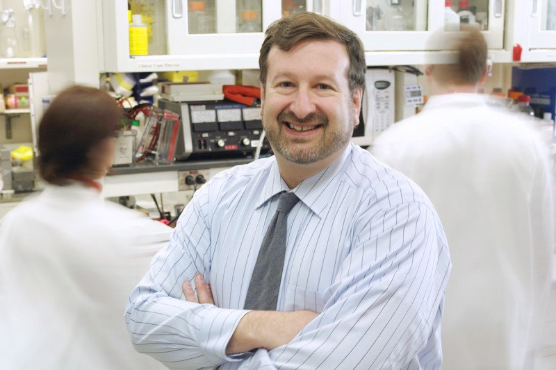 David A. Scheinberg, MD, PhD