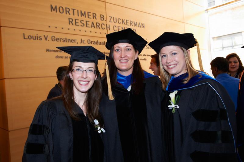 Pictured: Karen Hunter, Johanna Joyce & Stephanie Pyonteck