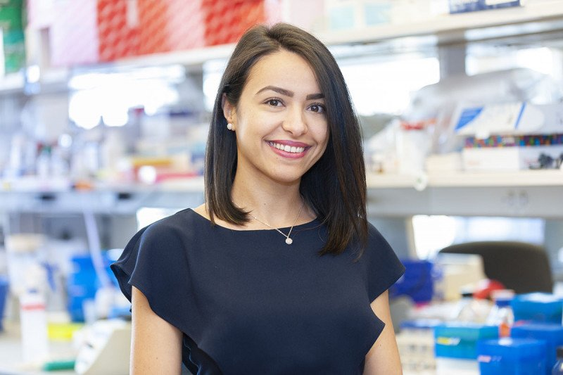 Salima Benbarche, Research Scholar