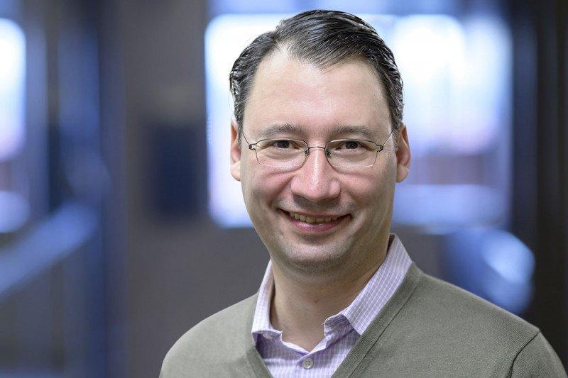 Physician-scientist Alex Kentsis