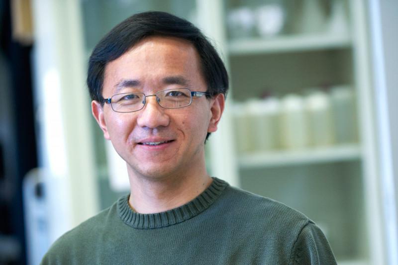 Pictured: Xuejun Jiang
