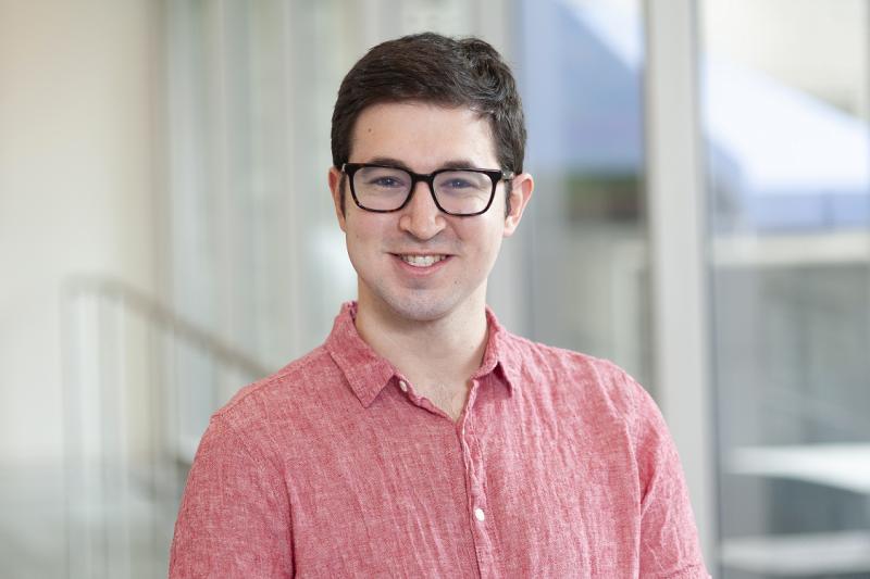 Alexander Settle, Graduate Student