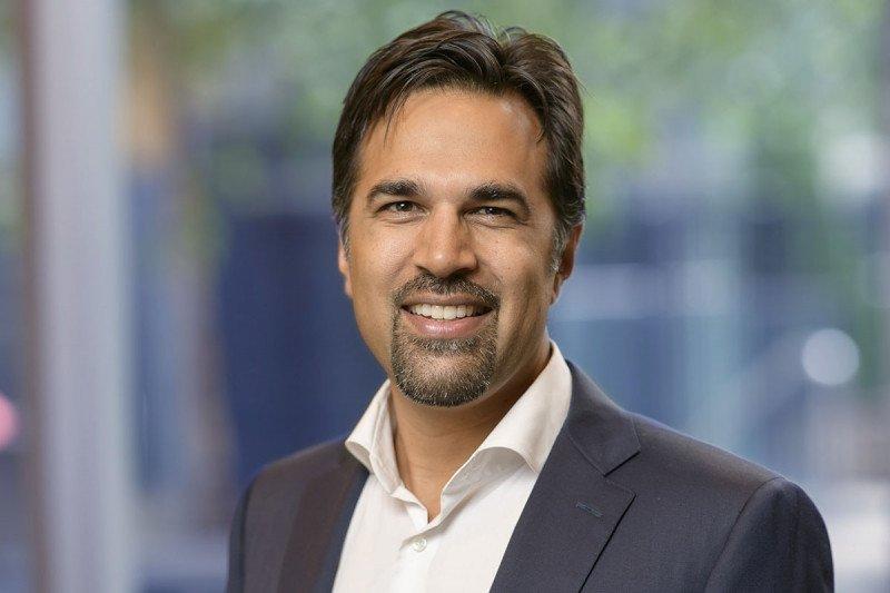 MSK computational biologist Sohrab Shah