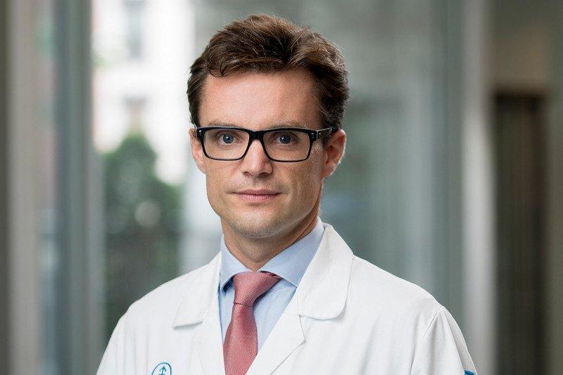 MSK radiologist Andreas Wibmer