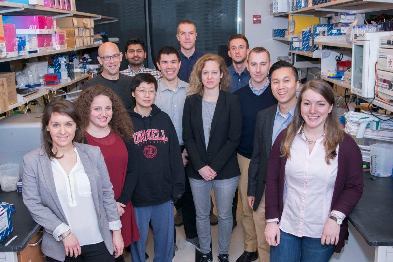 The Charles Rudin Lab