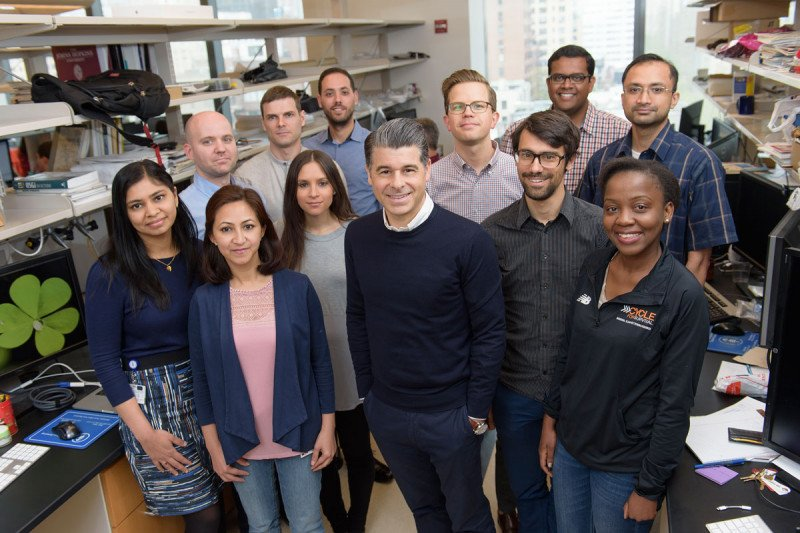 The Barry Taylor Lab