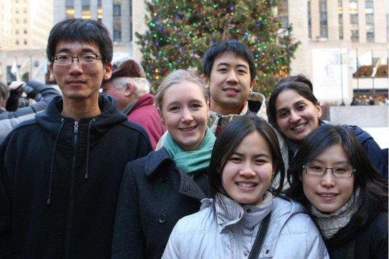Rockefeller Center Christmas Tree 2010
