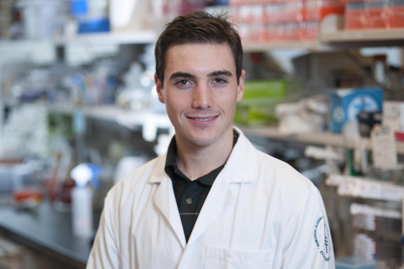 Jacob Ricca, Research Technician