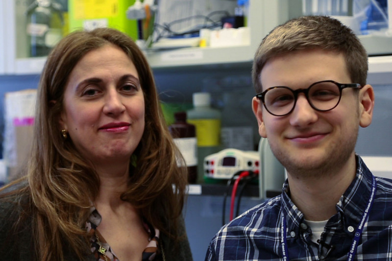 Meet GSK student Ryan Smith and his mentor