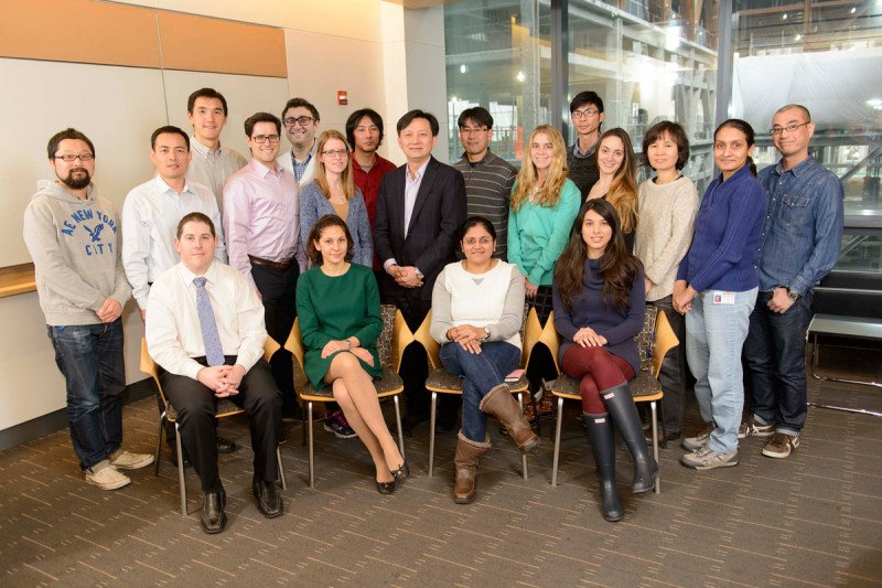 The James Hsieh Lab