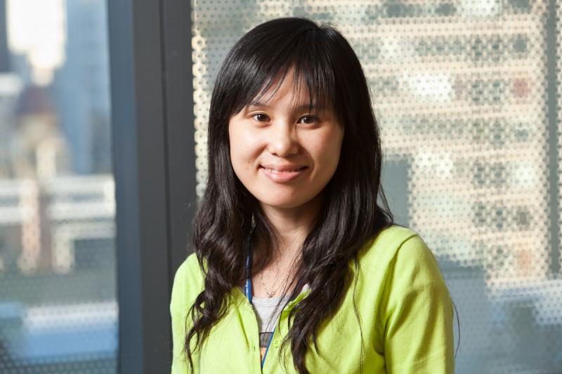 Yafen Huang, PhD