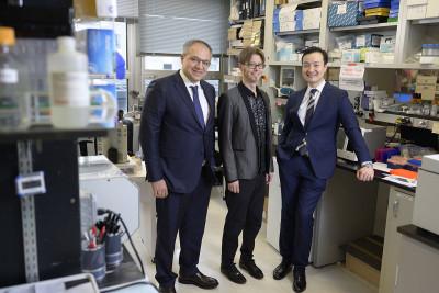 Pedram Razavi, Jorge Reis-Filho, and Bob Li