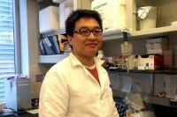 Pictured: Wenfu Ma, PhD