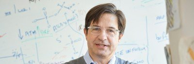 Molecular biologist John Petrini of the Sloan Kettering Institute.