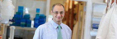 MSK physician-scientist Omar Abdel-Wahab