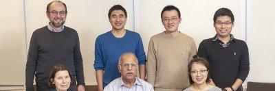 Dinshaw Patel Lab Group