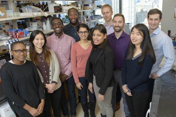 The Daniel Bachovchin Lab Group Photo
