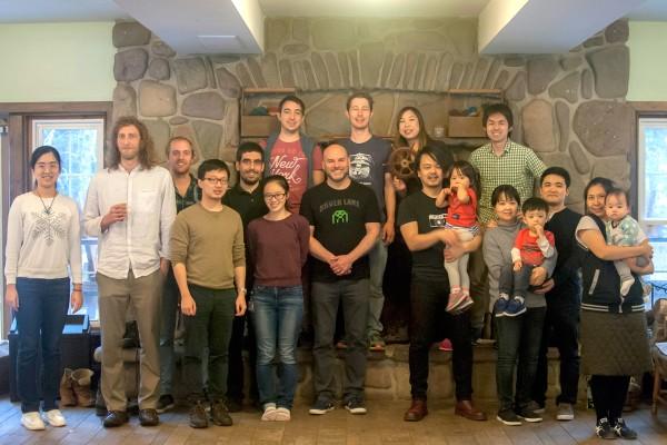 Scott Keeney Lab Group