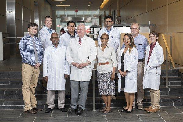Richard O'Reilly Lab Group