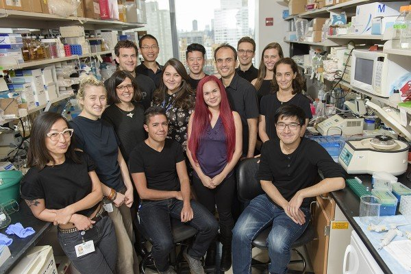The Morgan Huse Lab