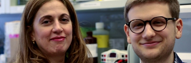Video: Mentorship at Gerstner Sloan Kettering: Meet Ryan and Viviane