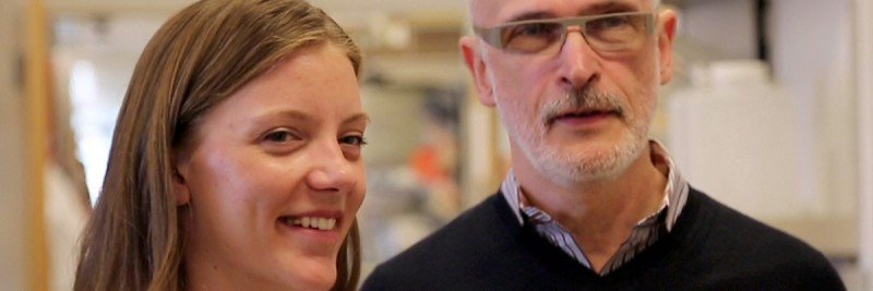 Video: Mentorship at Gerstner Sloan Kettering: Meet Kasia and Sasha