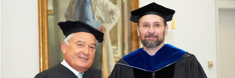 Kenneth Marians and Louis V. Gerstner, Jr.